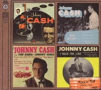 Cover Johnny Cash - Johnny Cash [2008]
